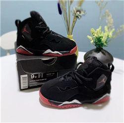 Kids Air Jordan VII Sneakers 221