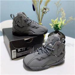 Kids Air Jordan VII Sneakers 220