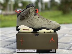 Men Travis Scott x Air Jordan 6