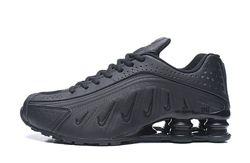 Men Nike Shox R4 Running Shoes 430