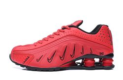 Men Nike Shox R4 Running Shoes 431