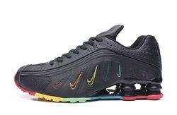 Men Nike Shox R4 Running Shoes 432