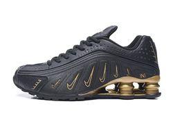 Men Nike Shox R4 Running Shoes 434