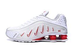 Men Nike Shox R4 Running Shoes 435