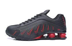 Men Nike Shox R4 Running Shoes 436