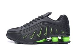 Men Nike Shox R4 Running Shoes 438