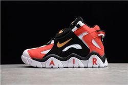 Women Nike Air Barrage Mid Sneakers AAAA 213