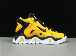 Women Nike Air Barrage Mid Sneakers AAAA 217