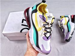Women Nike React Air Max 270 Sneakers AAAA 30...