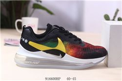 Men Nike Air Max 720 Flyknit Running Shoes AAA 312