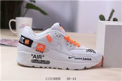 Men Nike Air Max 90 Running Shoe 370