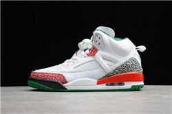 Men Air Jordan Spizike GS Basketball Shoes AA...
