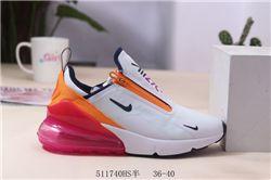 Women Nike Air Max 270 Sneakers AAA 303