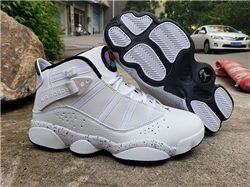 Women Air Jordan VI Rings Sneakers AAA 297
