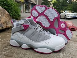 Women Air Jordan VI Rings Sneakers AAA 299