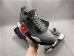 Men Basketball Shoes Air Jordan IV Retro AAAA 470