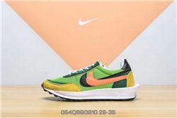 Kids Sacai x Nike LD Waffle Sneakers 358