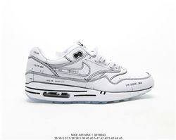 Men Nike Air Max 87 Tinker Sketch To Shelf Running Shoes AAA 406