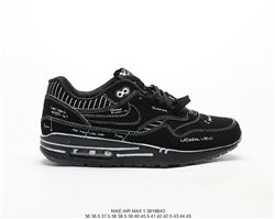 Men Nike Air Max 87 Tinker Sketch To Shelf Running Shoes AAA 407