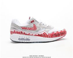 Men Nike Air Max 87 Tinker Sketch To Shelf Running Shoes AAA 408