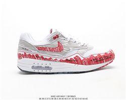 Women Nike Air Max 87 Tinker Sketch To Shelf Sneakers AAA 322