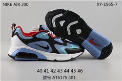 Men Nike Air Max 200 Running Shoes 483