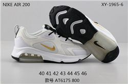 Men Nike Air Max 200 Running Shoes 484