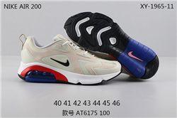Men Nike Air Max 200 Running Shoes 487
