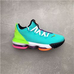 Men Nike LeBron 16 Basketball Shoes AAAA 865