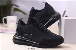 Men Nike Air Max 720 Flyknit Running Shoes AAA 329
