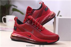 Men Nike Air Max 720 Flyknit Running Shoes AAA 331