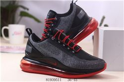 Men Nike Air Max 720 Flyknit Running Shoes AAA 333