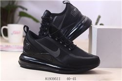 Men Nike Air Max 720 Flyknit Running Shoes AAA 334