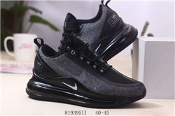 Men Nike Air Max 720 Flyknit Running Shoes AAA 335
