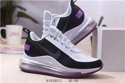 Women Nike Air Max 720 Flyknit Sneakers AAA 287