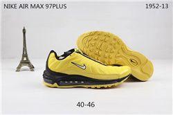 Men Nike Air Max 97 Plus Running Shoes 525