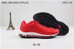 Men Nike Air Max 97 Plus Running Shoes 526