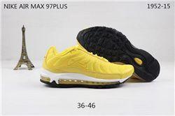 Men Nike Air Max 97 Plus Running Shoes 527