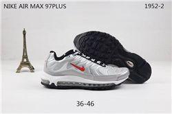 Men Nike Air Max 97 Plus Running Shoes 529