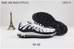 Men Nike Air Max 97 Plus Running Shoes 532