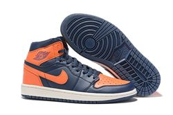 Men Air Jordan I Retro Basketball Shoes 840
