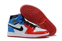Men Air Jordan I Retro Basketball Shoes 841