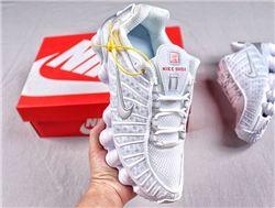 Men Nike Shox TL Running Shoes AAAA 439