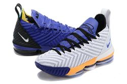 Men Nike LeBron 16 Basketball Shoes 867