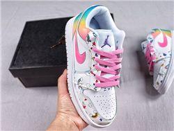 Women Air Jordan 1 Retro Sneaker AAA 576
