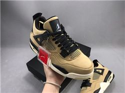 Men Air Jordan IV Mushroom Basketball Shoes AAAA 473