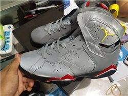 Men Air Jordan VII Retro Basketball Shoes 385
