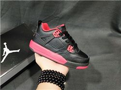 Kids Air Jordan IV Sneakers 258
