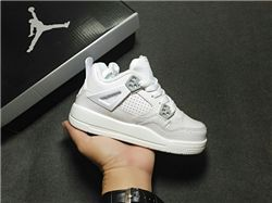 Kids Air Jordan IV Sneakers 259