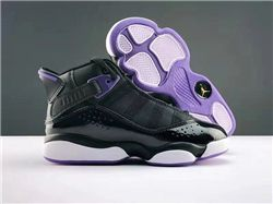 Kids Air Jordan 6.5 Rings Sneakers 238